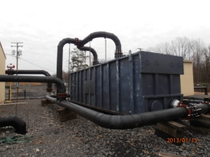 landfill gas treatment